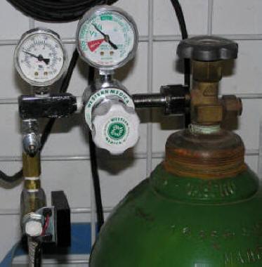 Nitrox Gas Blending Electronic Controller Envirodive